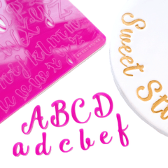 Edible Art Sweet Stamp