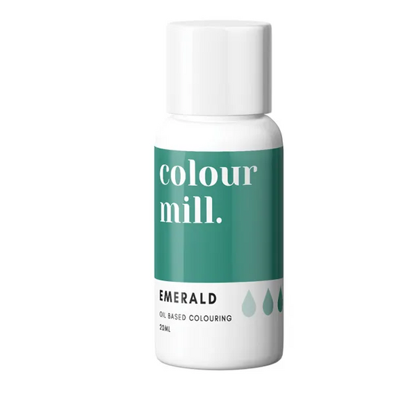 EMERALD GREEN- COLOUR MILL - 20mL - FOOD COLOUR