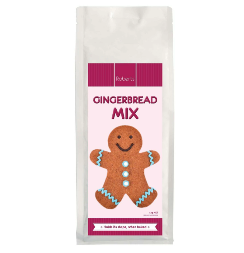 Robert's Gingerbread mix 1kg
