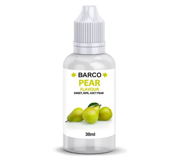 BARCO | FLAVOURS | PEAR | 30ML