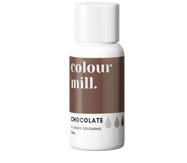 COLOUR MILL - CHOCOLATE - FOOD COLOUR - 20ML