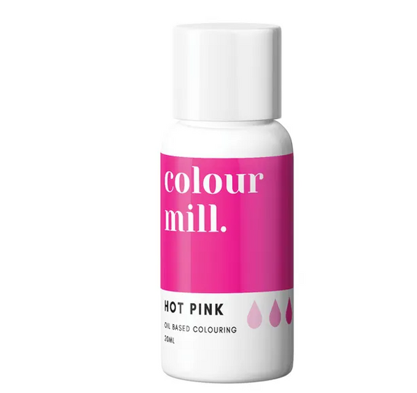 COLOUR MILL - HOT PINK - FOOD COLOUR - 20ML