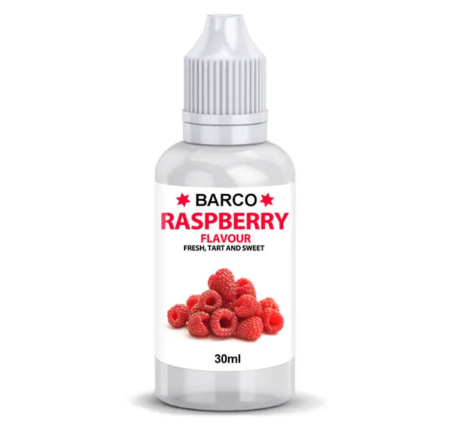 BARCO | FLAVOURS | RASPBERRY | 30ML