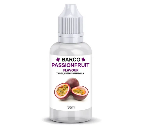 BARCO | FLAVOURS | PASSIONFRUIT | 30ML