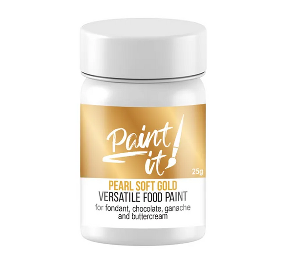 PAINT IT | PEARL SOFT GOLD | 25G
