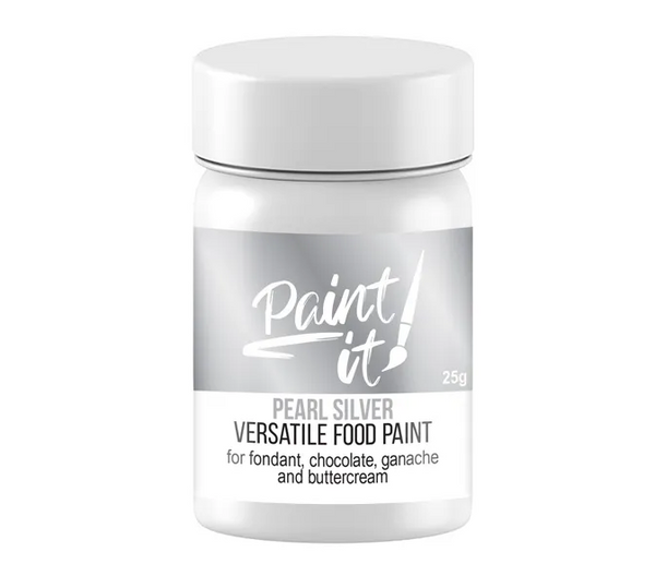 PAINT IT | PEARL SILVER | 25G