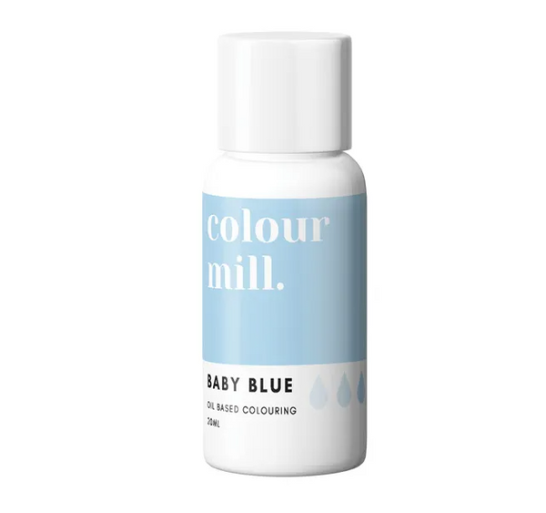 BABY BLUE - COLOUR MILL - 20mL - FOOD COLOUR