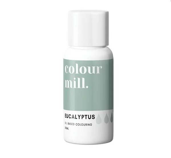 EUCALYPTUS - COLOUR MILL - 20mL - FOOD COLOUR