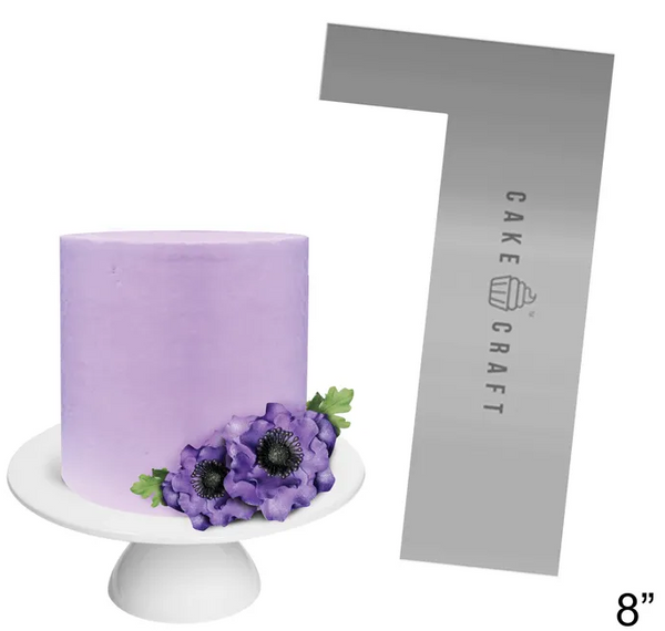 CAKE CRAFT | BUTTERCREAM COMB | STRAIGHT EDGE | 8 INCH