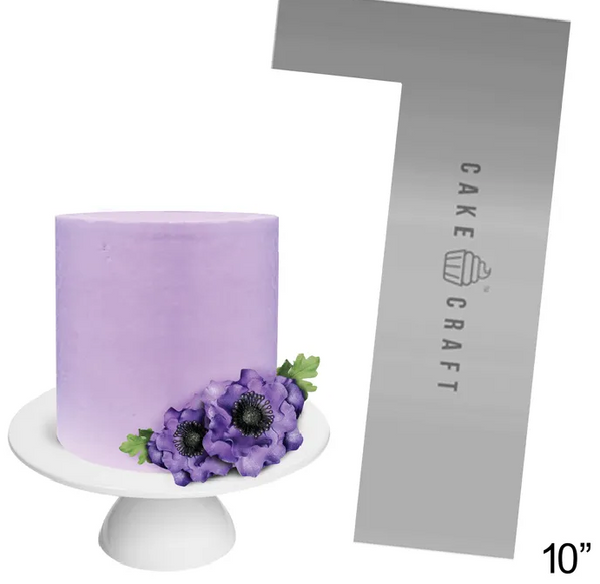 CAKE CRAFT | BUTTERCREAM COMB | STRAIGHT EDGE | 10 INCH