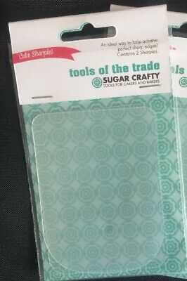 Sugar Crafty Flexible Smoothers-Cake Sharpies