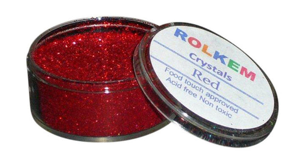 ROLKEM CRYSTALS - RED