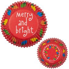 Wilton Merry & Bright Baking Cups