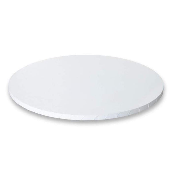 CAKE BOARD | WHITE | 15 INCH | ROUND | MDF | 5MM THICK