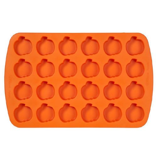 Wilton Bite-Size Treat Mold Pumpkins