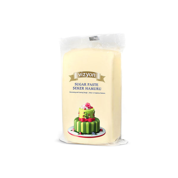 CREAM VIZYON SUGAR PASTE - 250g