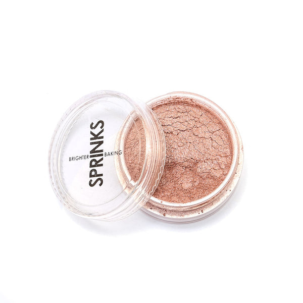 ROSE GOLD LUSTRE DUST (10ML) - SPRINKS