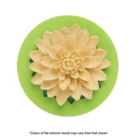 CHRYSANTHEMUM SILICONE MOULD