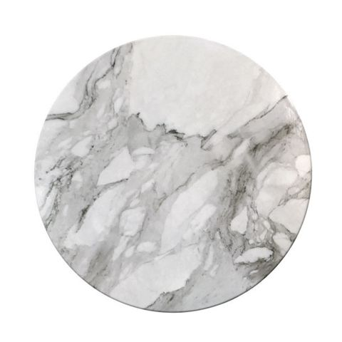 CAKE BOARD | MARBLE DESIGN | 10 INCH | ROUND | MDF | 6MM THICK