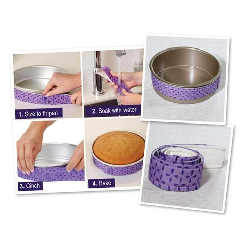 CAKE CRAFT | BAKING PAN STRIP