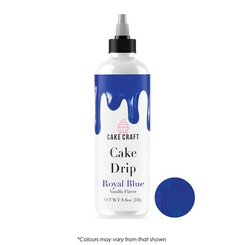 CAKE CRAFT | CAKE DRIP | BLUE | 250G