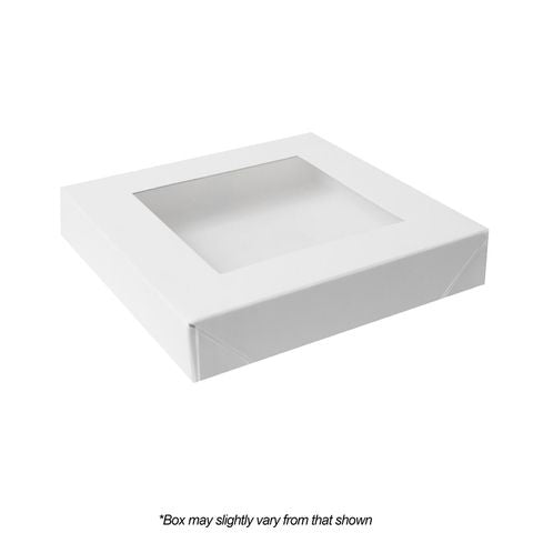 "DISPLAY COOKIE BOX | 155MM X 155MM X 30MM (6""x6""x1"")"