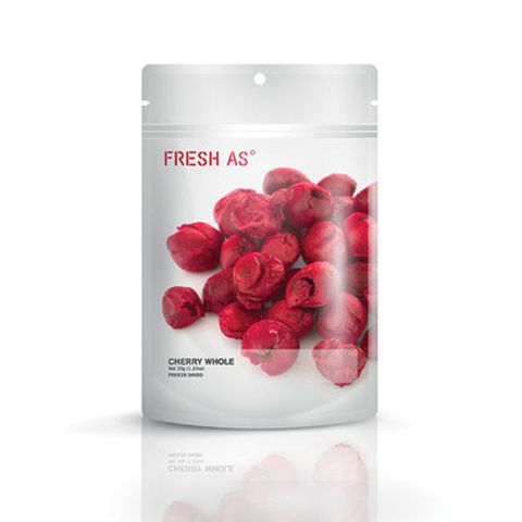 FRESH AS | CHERRY WHOLE | 35G