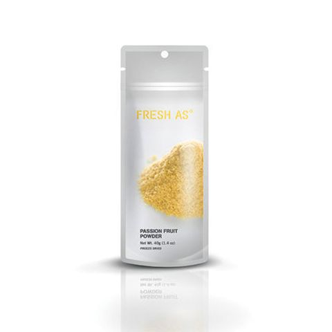 FRESH AS | PASSIONFRUIT POWDER | 40G