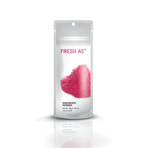 FRESH AS | RASPBERRY POWDER | 35G