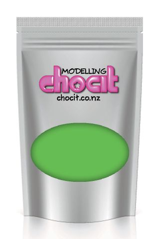 CHOCIT | GREEN | MODELLING CHOCOLATE | 150G