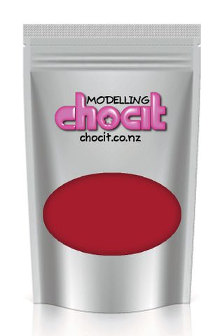 CHOCIT | RED | MODELLING CHOCOLATE | 150G