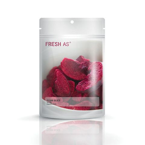 FRESH AS | PLUM SLICE | 30G