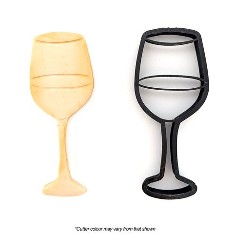 WINE GLASS | COOKIE CUTTER