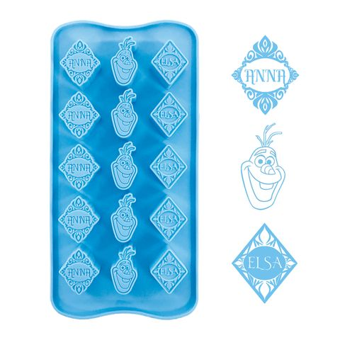 DISNEY FROZEN - SILICONE CHOCOLATE MOULD