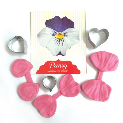 PANSY CUTTER SET