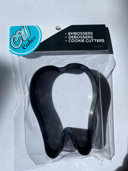 Tooth Cookie/Fondant Cutter