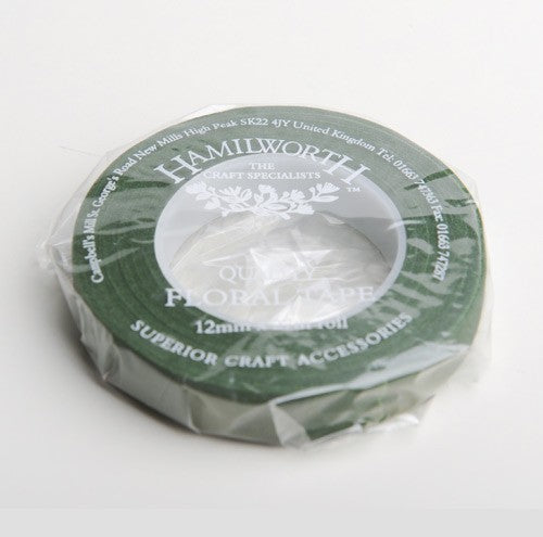 Carolines Flower Tape - Green