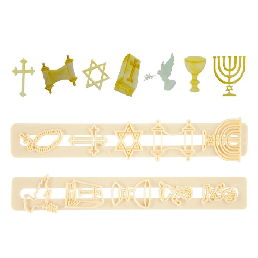 FMM Faith Symbol Set