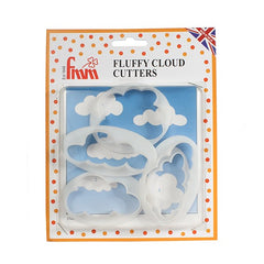 FMM Fluffy Cloud Cutter Set of 5