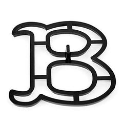 EXTRA LARGE Letter B -  PATCHWORK CUTTERS - INDIVIDUAL