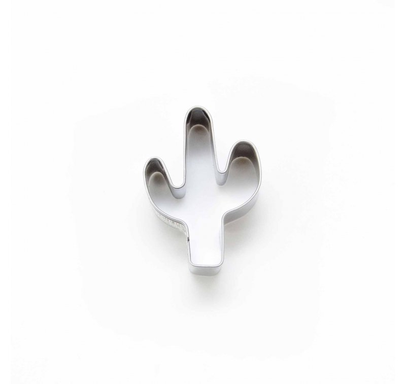 Small Cactus Cookie Cutter 4cm