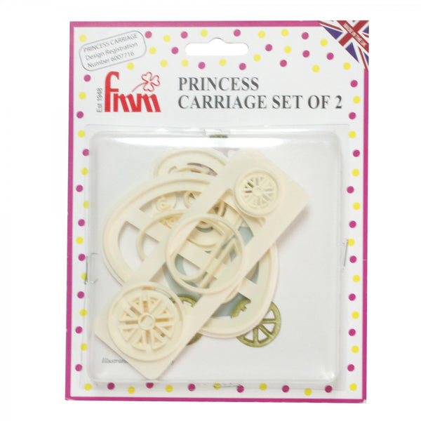 FMM Princess Carriage set of 2