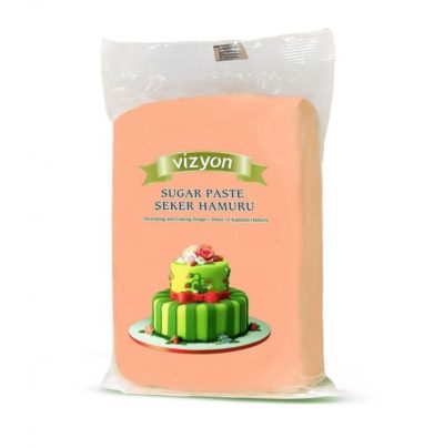 LIGHT SALMON VIZYON SUGAR PASTE- 250G