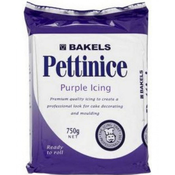 BAKELS | PURPLE ICING | 750G