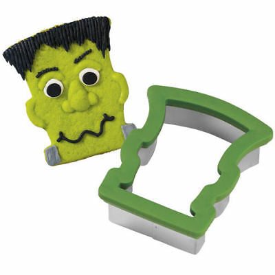 Wilton Comfort Grip Cookie Cutter Frankenstein