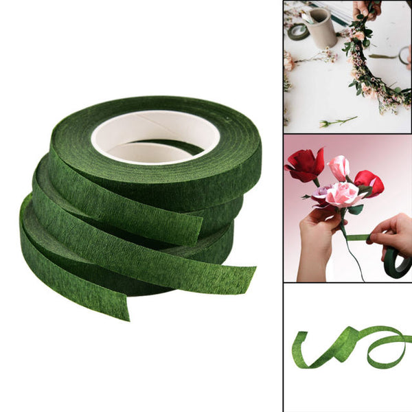 Green Floral Tape