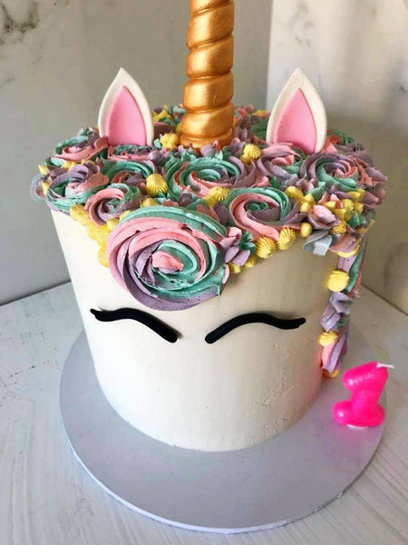UNICORN CAKE WORKSHOP 27.2.2021