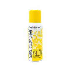 Chefmaster Edible YELLOW Spray 42g