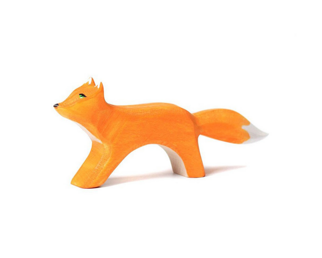 Wooden Fox - Bumbu Toys