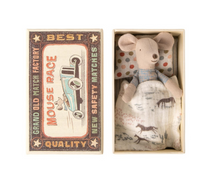 Load image into Gallery viewer, Little Brother mouse in box - Maileg